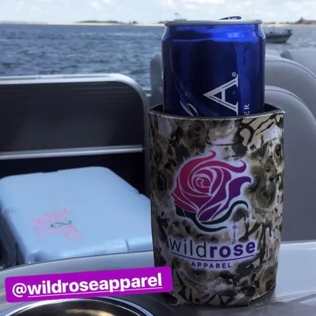 Share photos and videos of you and your #wildrose apparel