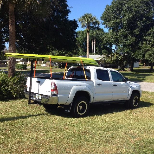 darby extend-a-truck bed extender - austinkayak - product details