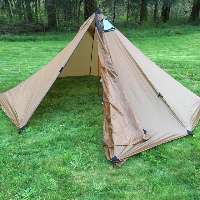Explore real world photos from our customers & Cimarron Lightweight Pyramid Mid Tent
