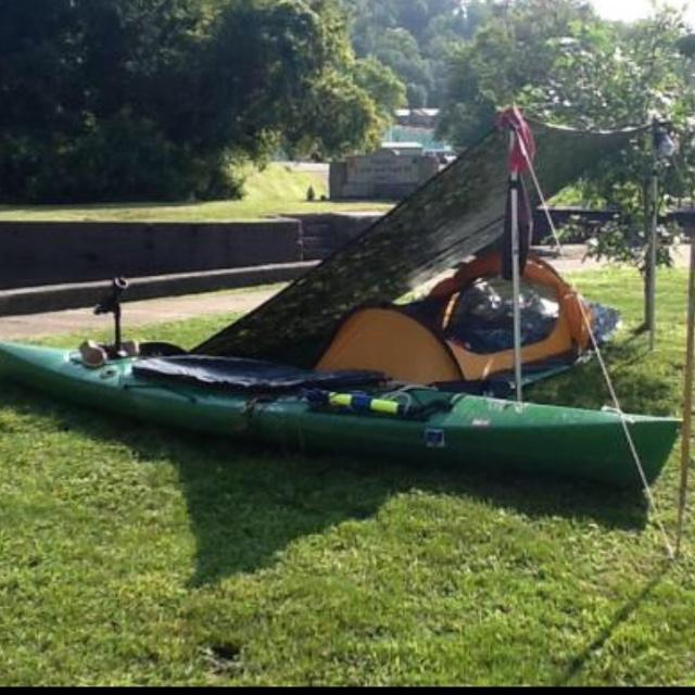 Customer Photos & Eureka Solitaire Tent - 1 Person - austinkayak.com