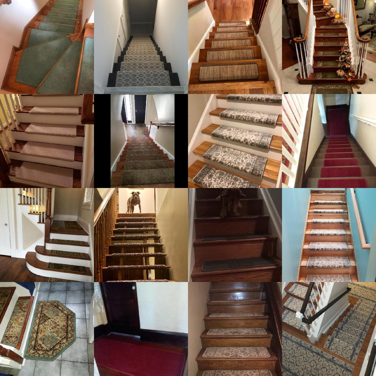 Gallery Of Dean Stair Treads Customer Experiences.